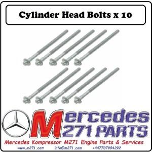 Mercedes M271 Cylinder Head Bolts – A2710160369