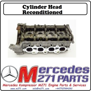 Mercedes M271 Cylinder Head – Replacement on Exchange