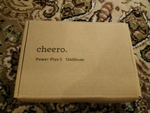 cheero box