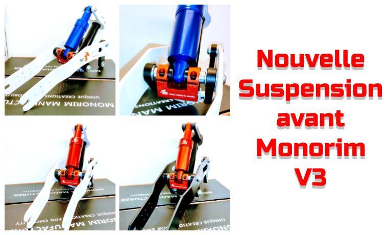 Monorim V3 xiaomi m365