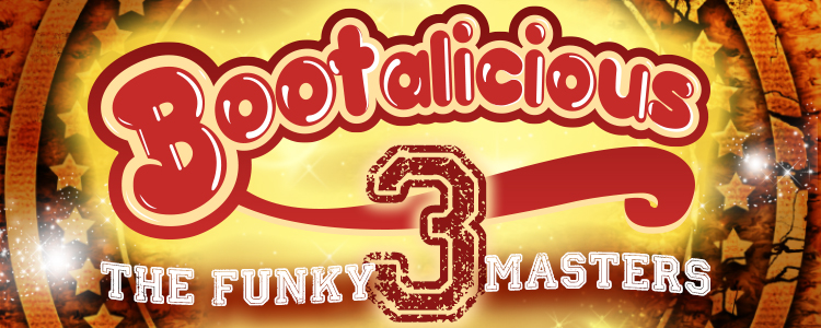 Bootalicious Funky Masters 3 Blend Music Seventies