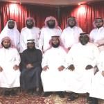 أعضاء مجلس إدارة لجنة التنمية الاجتماعية الأهلية لأحياء الخبر الجنوبية