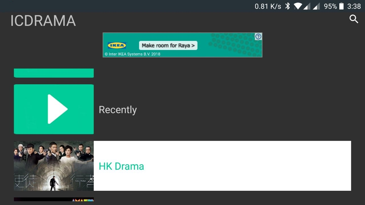 How to Watch Icdrama Using RSS Player on Mi Box / Other
