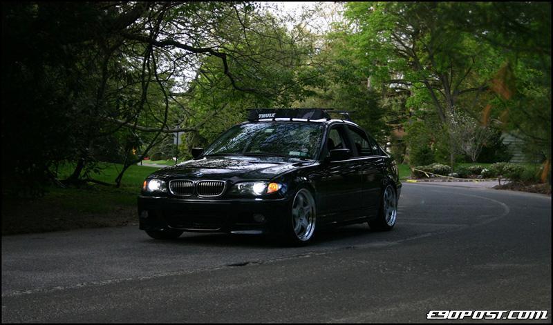 Marks 2002 BMW 325i BIMMERPOST Garage