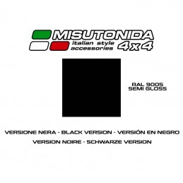 Side Protection Dacia Logan MCV 2009/2015 Misutonida