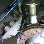 Diy Front Brake Rotor Pad And Sensor Replacement Bmw M5 Forum And M6 Forums