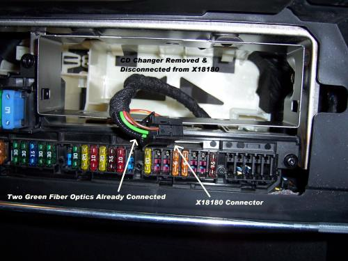 small resolution of click image for larger version name 2b cd changer removed jpg views 32198 diy ipod most adapter install