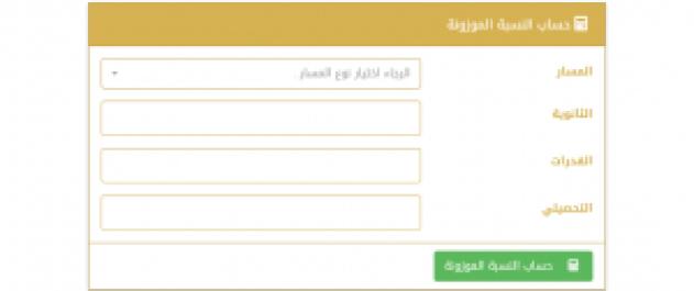 نسب القبول في جامعة الطائف