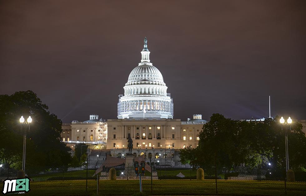 Washington D.C. United States Capitol