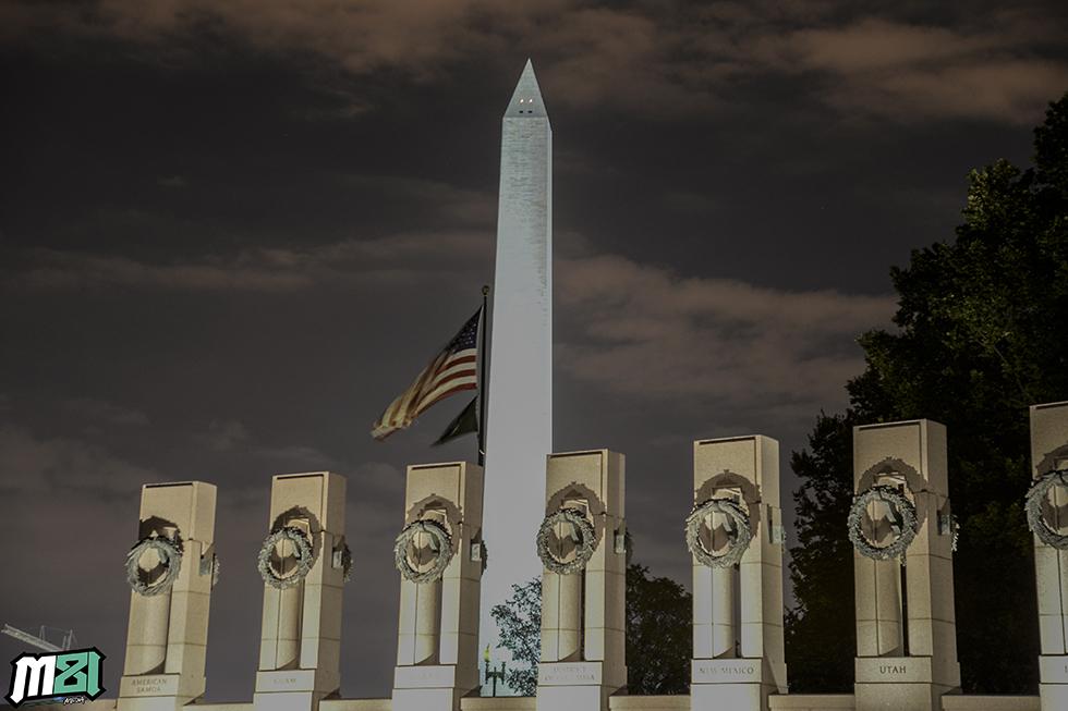 Washington Monument World War II Memorial