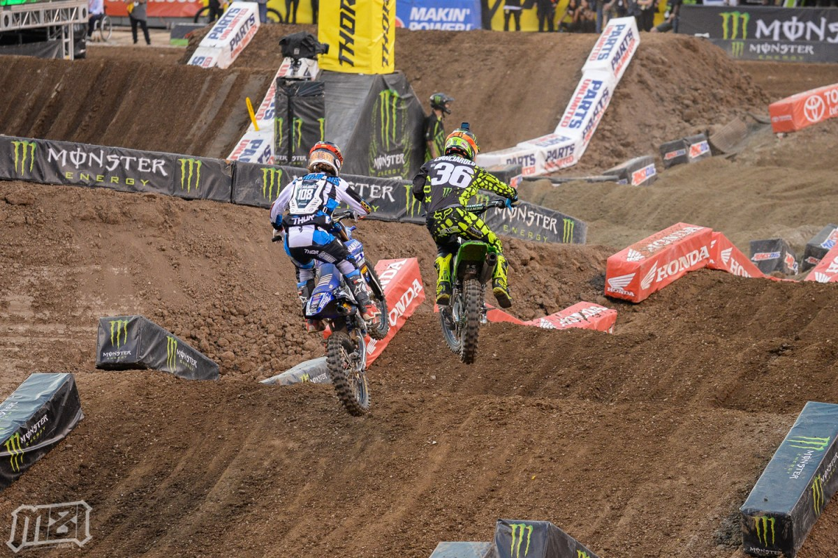 Adam Cianciarulo Monster Energy Supercross East Rutherford NJ
