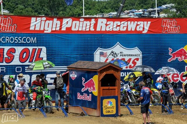 Lucas Oil Pro Motocross High Point Raceway