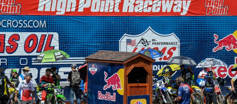 Lucas Oil Pro Motocross - High Point Raceway