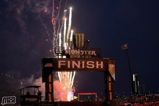 Monster Energy Supercross Daytona Florida