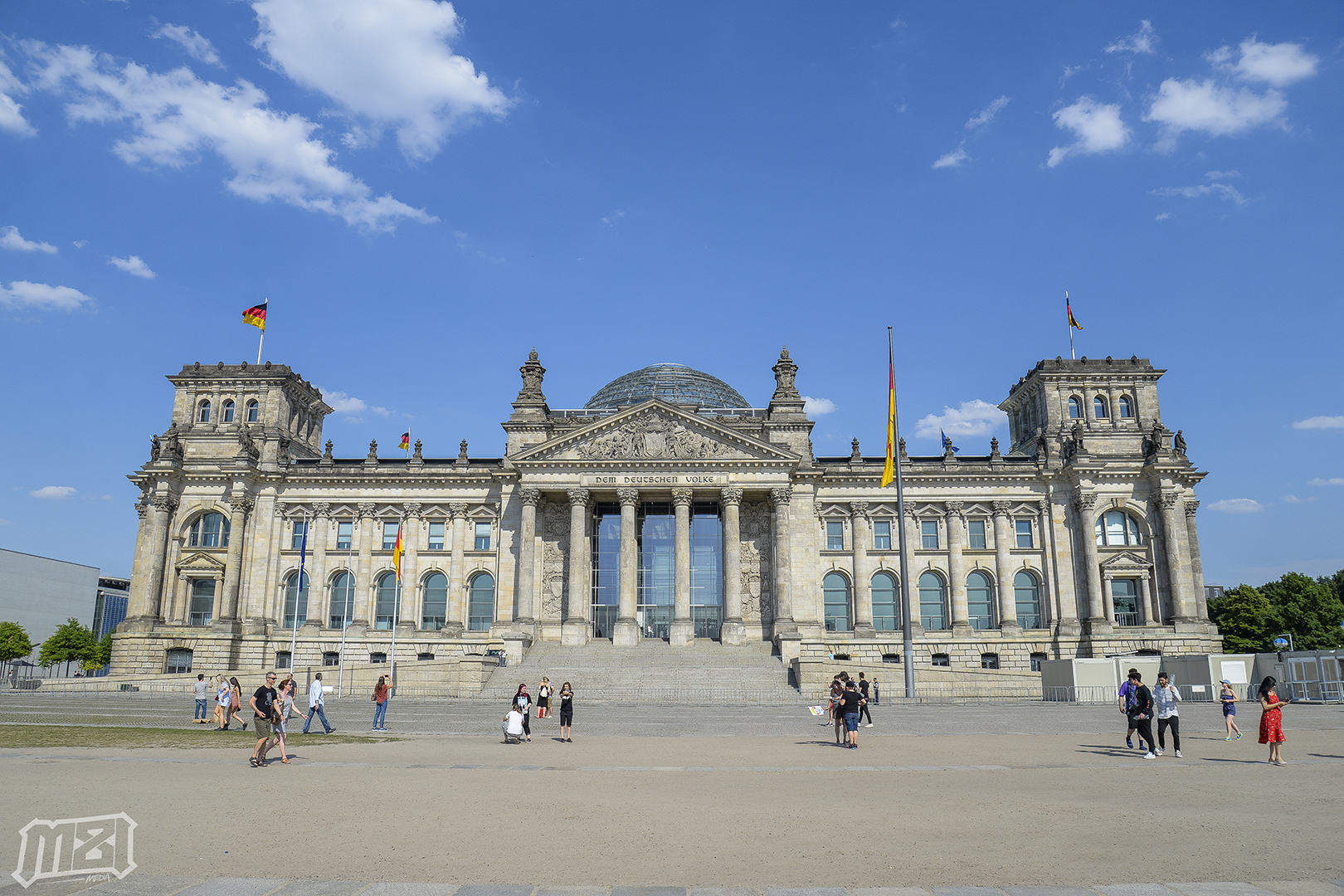 German Parliment