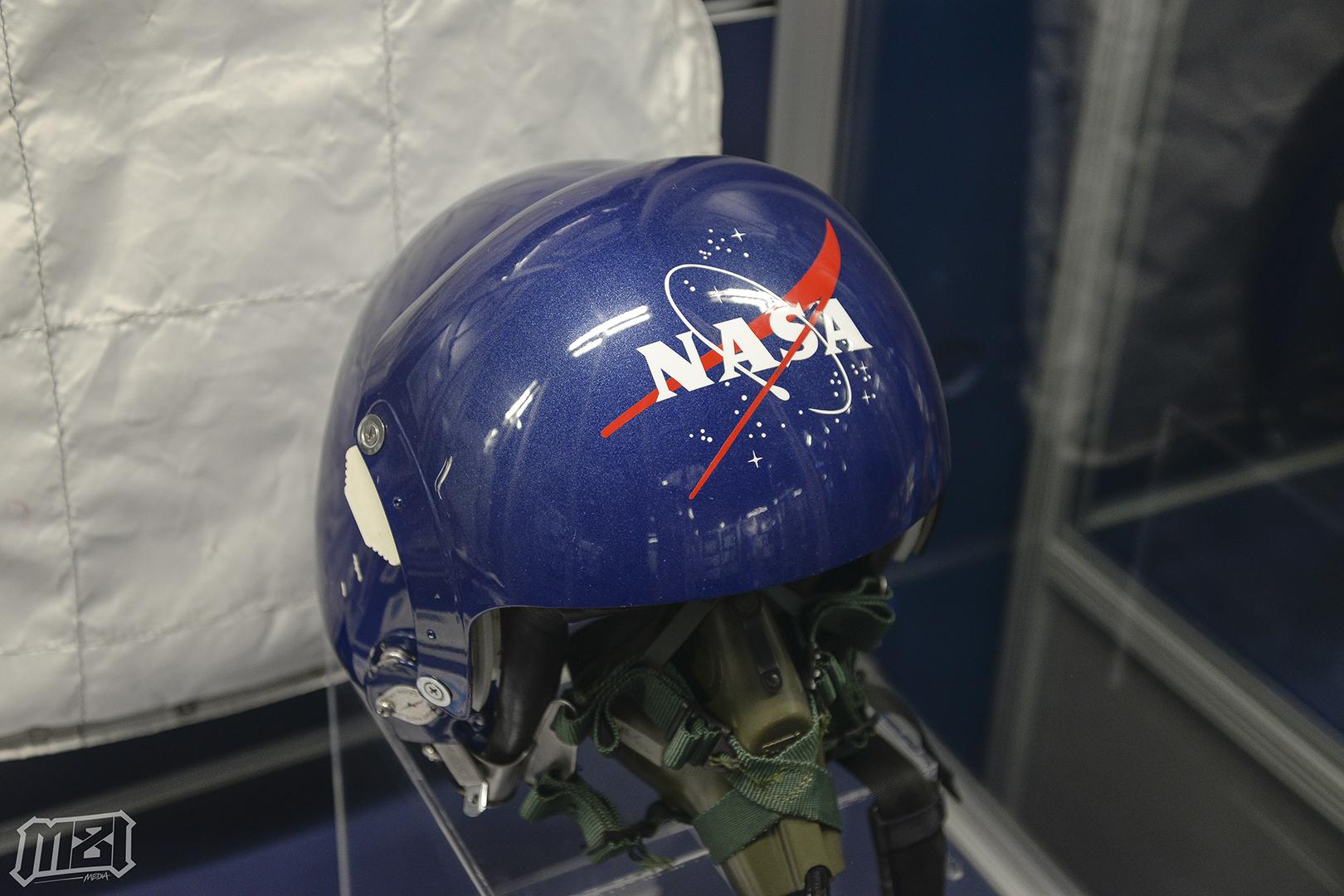 NASA Helmet
