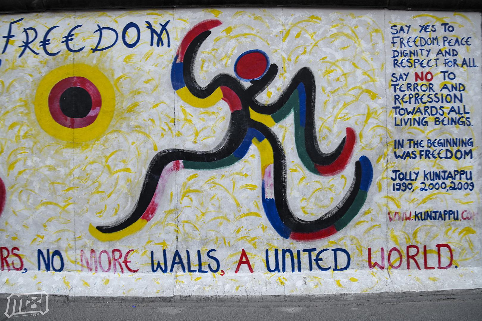 No More Walls, United World