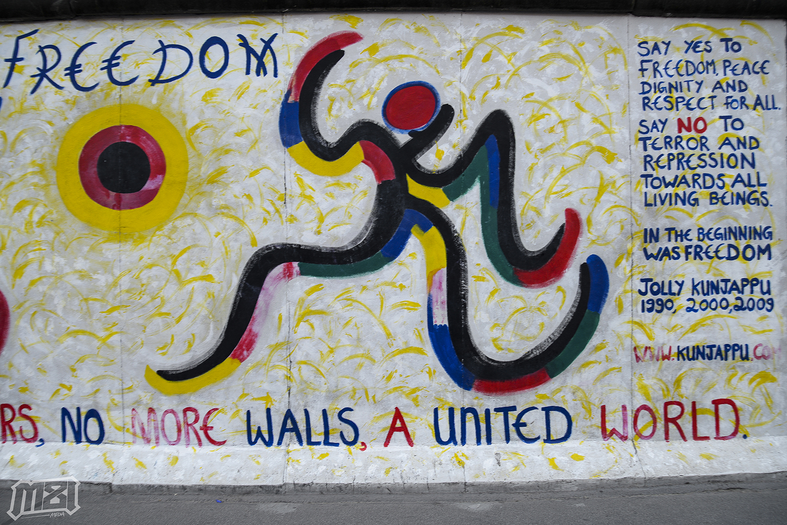 No More Walls, United World