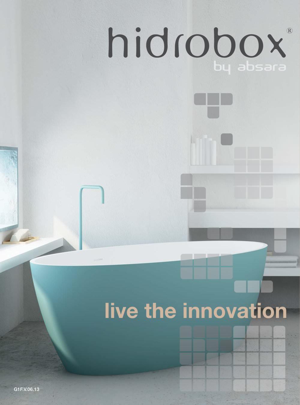 Elegant Visualiser Le Catalogue Hidrobox With Receveur