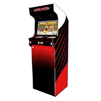 Borne Arcade Classic Profil Droit Modèle Alchemy ma-borne-arcade.fr