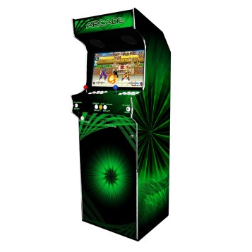 Borne Arcade Classic Profil Droit Modèle Psycho ma-borne-arcade.fr