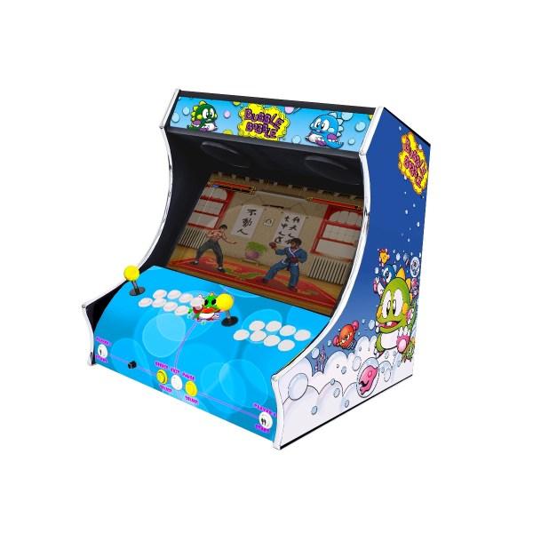 Borne Bartop Bubble Bobble Côté Droit ma-borne-arcade.fr