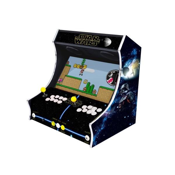 Borne Bartop Star Wars Côté Droit ma-borne-arcade.fr