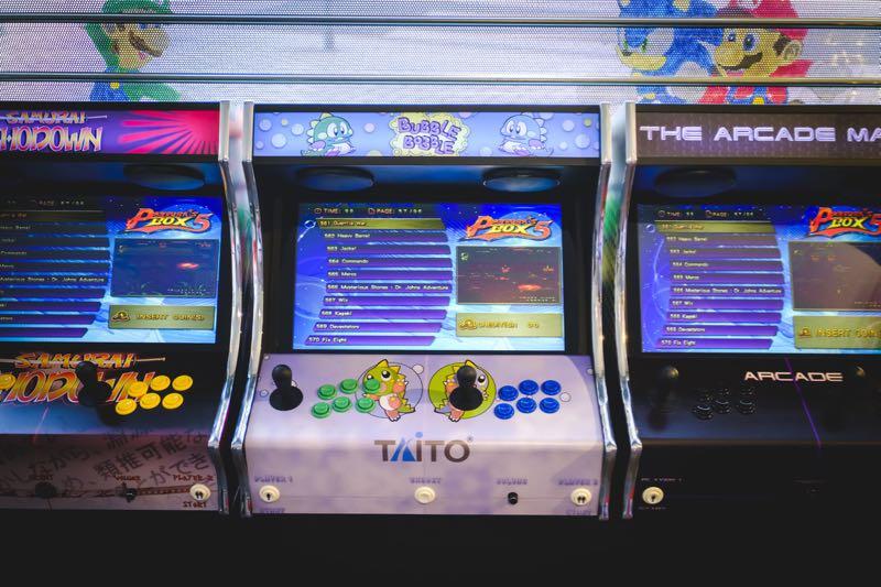 Borne d'arcade Bartop