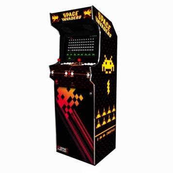 Borne arcade space invaders www.ma-borne-arcade.fr
