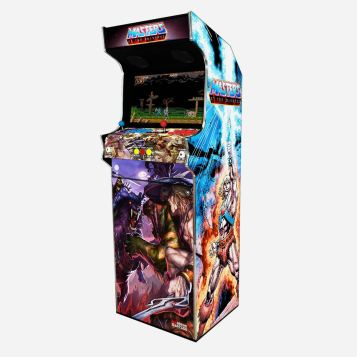 Borne Arcade Classic Modèle He-Man ma-borne-arcade.fr