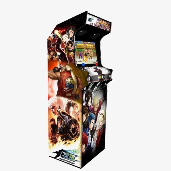 Borne Arcade Classic XL Modèle King of Fighters 13 ma-borne-arcade.fr