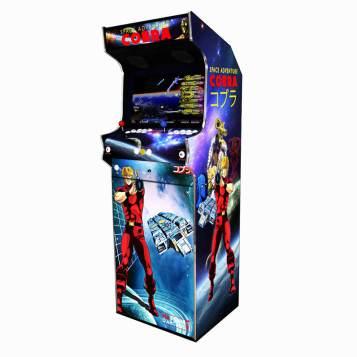Borne Arcade Classic Profil Droit Modèle Cobra ma-borne-arcade.fr