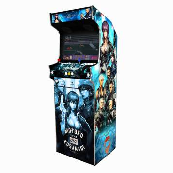Borne Arcade Classic Profil Droit Modèle GITS Ghost in The Shell ma-borne-arcade.fr.jpg