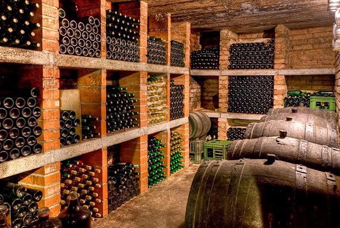 La temprature idale pour conserver chaque type de vin
