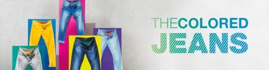 Pantalon de couleur - Célio