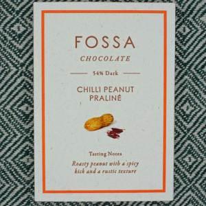 Fossa Chilli Peanut Praliné