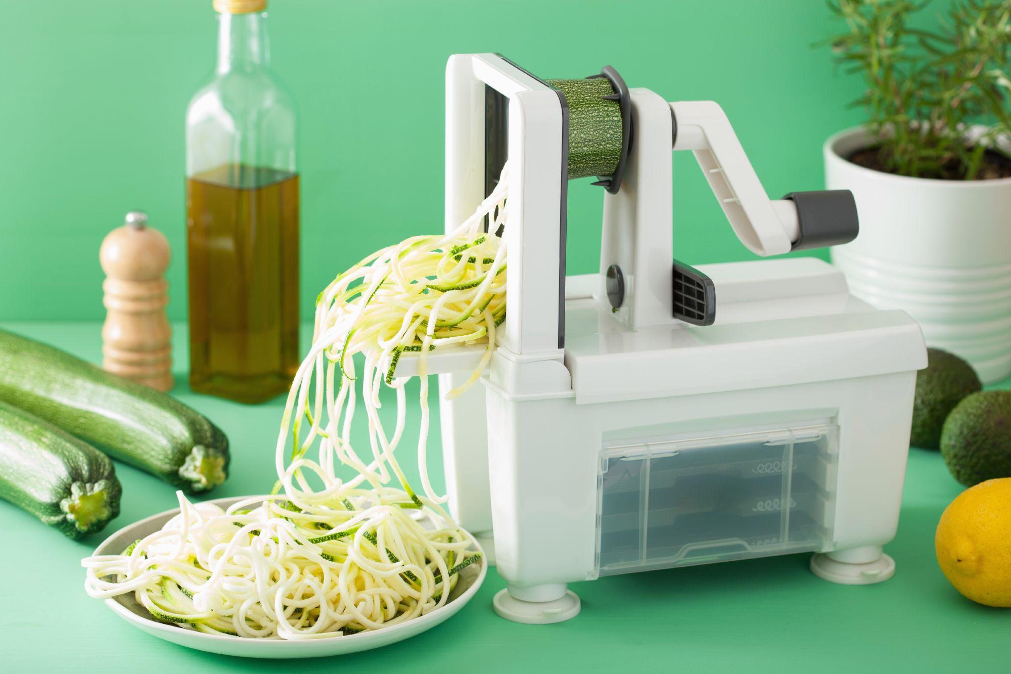 סלייסר ספירלי לחיתוך ירקות