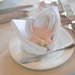 Décoration table de mariage : Le rond de serviette