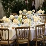 Les tables de mariage : Donner un âge aux tables des invités