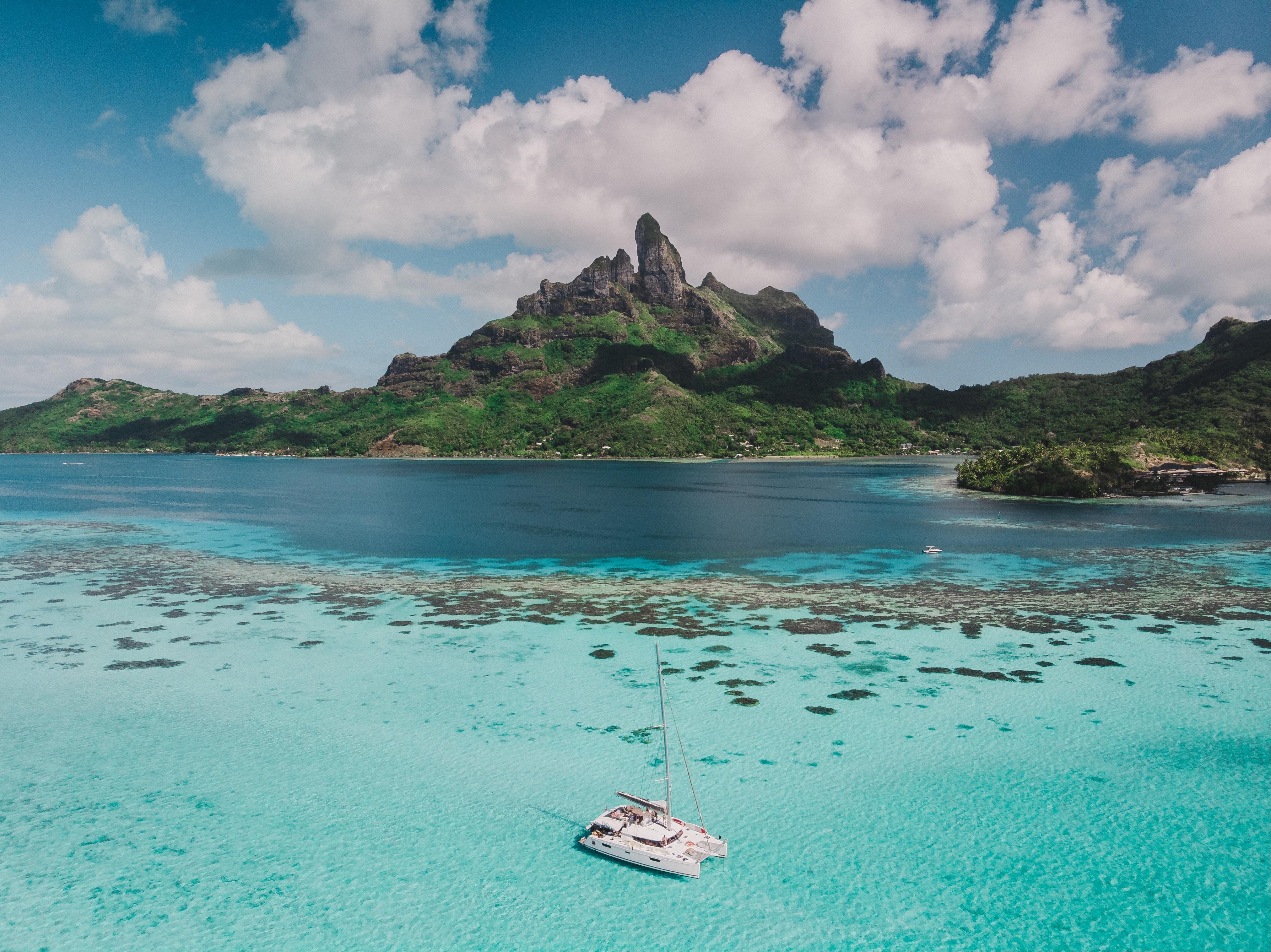 plus belles destinations de voyage de noces