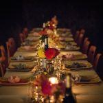 Une ambiance «diner aux chandelles» pour votre mariage