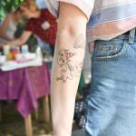Bon plan : les tatouages éphémères pour un mariage