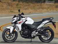 Moto Honda CB500F  Ma Moto