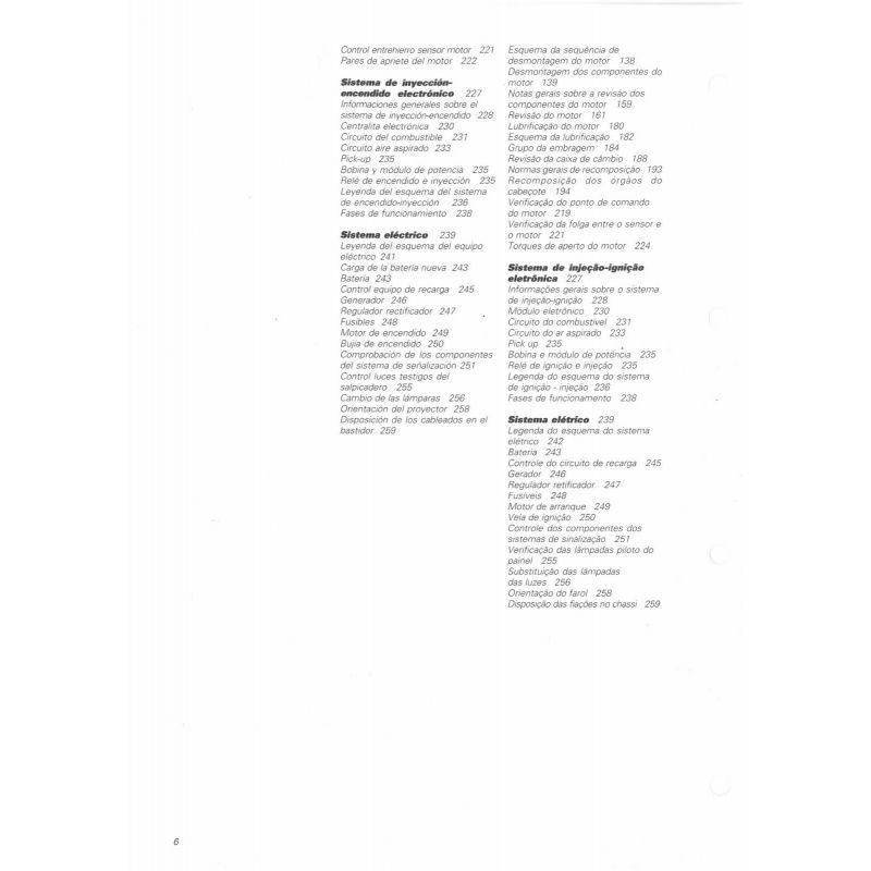 DUCATI MONSTER 900ie Modèle 2001 Manuel Réparation d