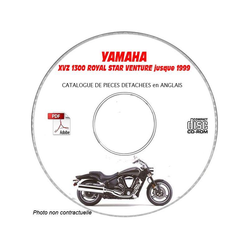 revue technique YAMAHA XVZ 1300 ROYAL STAR VENTURE jusque