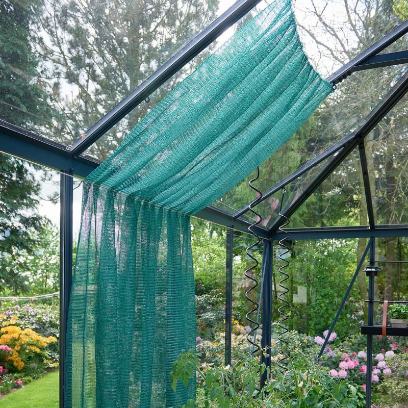 rideau de soleil pour serres de jardin