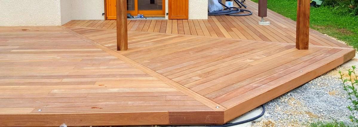 le cumaru pour votre terrasse ma terrasse en bois. Black Bedroom Furniture Sets. Home Design Ideas