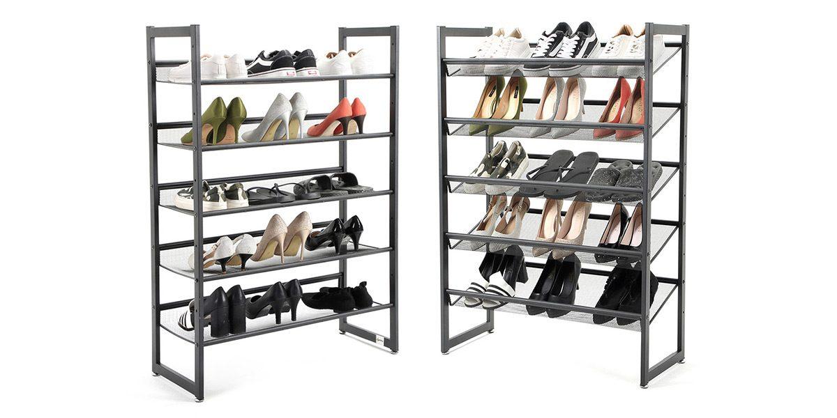 shoe racks ma trading