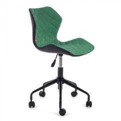 Stool Chair Adjustable Caster Kitchen Chairs Office Computer Swivel