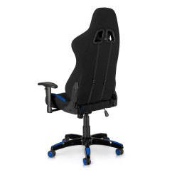X Racer Chair Swivel For Two My Sit Office Racing Blue